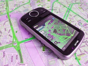 GPS Phone Tracker